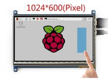 Raspberry PI LCDs