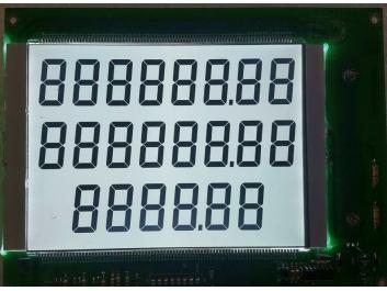 Fuel Dispenser LCDS