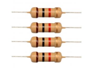 Resistor Half Watt