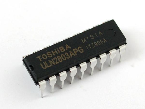 ULN2803 High Current Darlington Transistor Array
