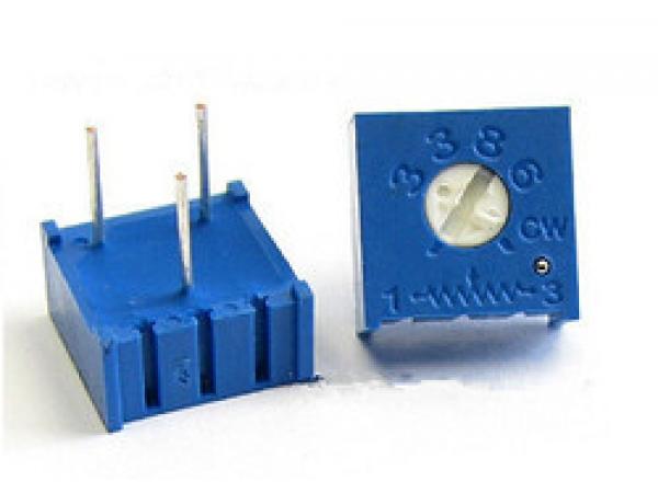 Trimpot 3386 Series Potentiometer
